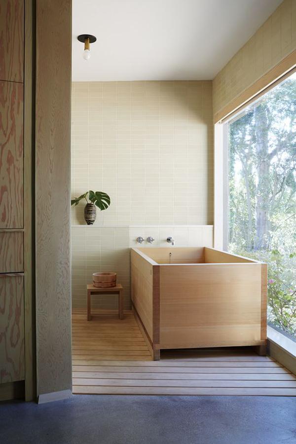 15 Minimalist Japanese Bathroom With Zen Elements  House