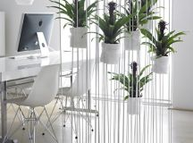 15 Natural Plant Wall Ideas for Room Dividers   House ...