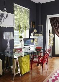20 Feminine Glass Desks for Modern Workspaces | House ...