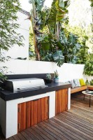 tropical spring kitchen ideas for your outdoor
