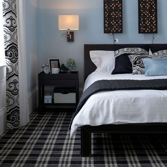 Scottish style bedroom | Bedroom ideas | PHOTO GALLERY | Ideal Home