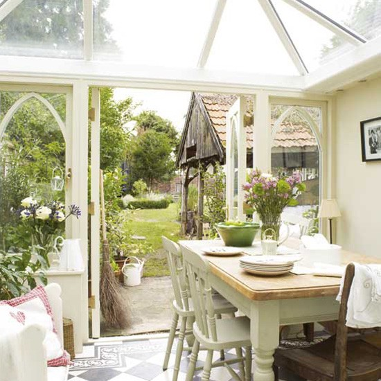 Country-style conservatory | Conservatory decorating ideas - best of 2010 | Conservatorys | PHOTO GALLERY