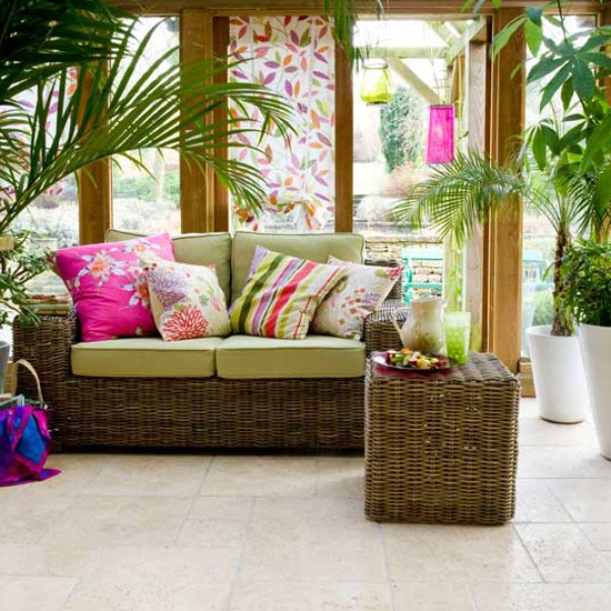 Tropical conservatory | Conservatory decorating ideas - best of 2010 | Conservatorys | PHOTO GALLERY