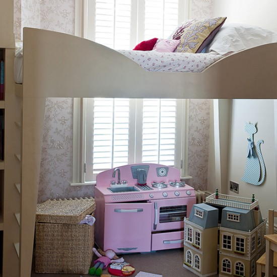 Child's bedroom with cabin bed | Children's room | Cabin bed | Image | Housetohome