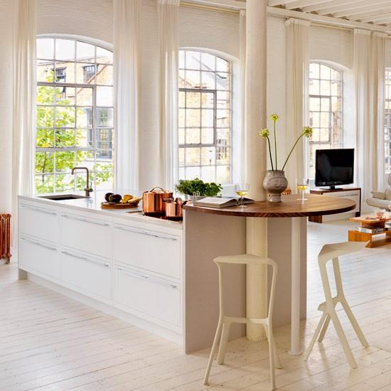 Harvey Jones kitchen | Kitchen-diner ideas - 10 of the best | Kitchen planning | Beautiful Kitchens | PHOTO GALLERY