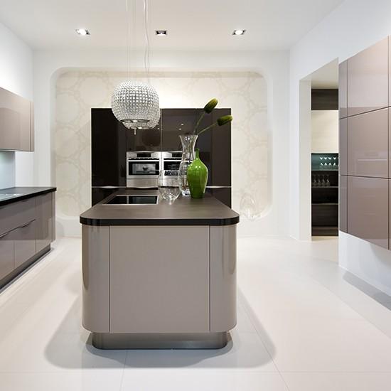 Mark David's Nolte Nova Lack kitchen | Kitchen ideas from Mark David | Housetohome.co.uk