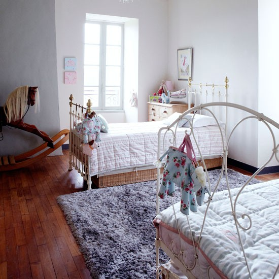 Girls Bedding Decoration Kids Country Bedrooms