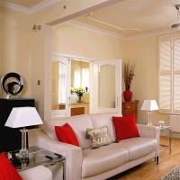 Modern living room | Oriental-style | housetohome.co.uk