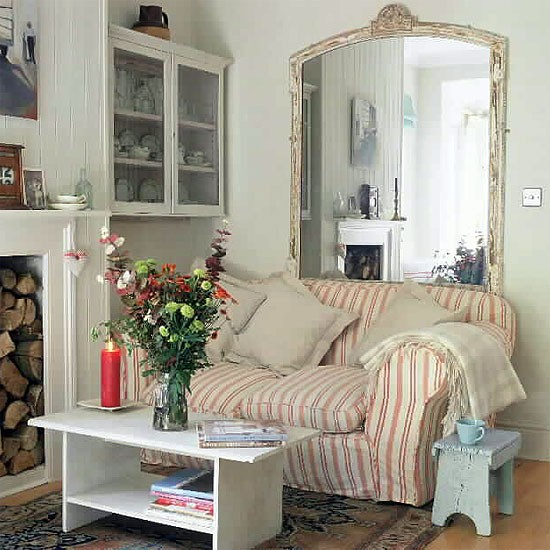 striped fabric sofas uk circle furniture sleeper sofa living room with vintage style   housetohome.co.uk