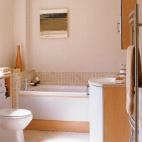 Simple bathroom | Bathroom vanities | Decorating ideas ...