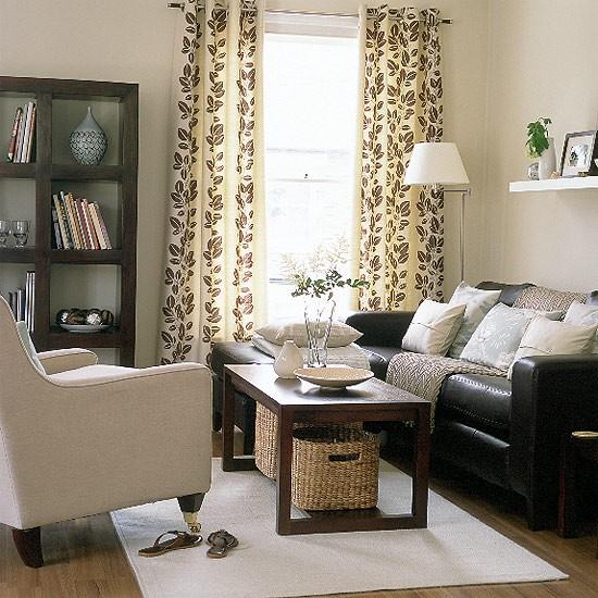 Relaxed modern living room   Living room furniture ...