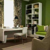 Bedroom home office | Office furniture | Decorating ideas ...