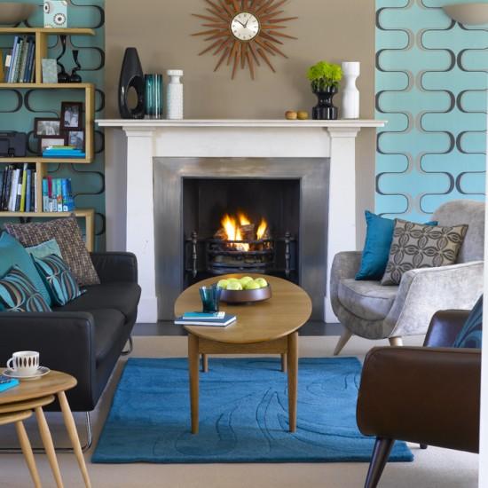 retro living room bar fresh interior design amazing turquoise and brown 550 x 76 kb jpeg