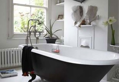 Small Bathroom Design Clawfoot Tub