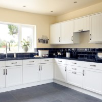 Black and white kitchen | Kitchen design | Decorating ...