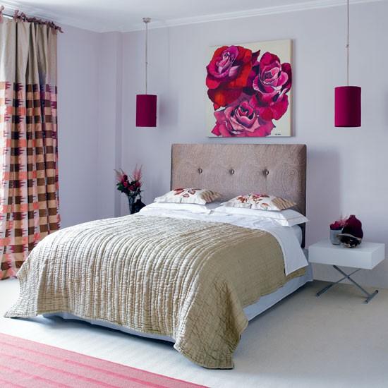 modern romantic bedroom ideas Modern romantic bedroom | Bedroom furniture | Decorating ideas | housetohome.co.uk