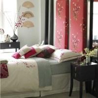 Oriental-style bedroom | Bedroom furniture | Decorating ...