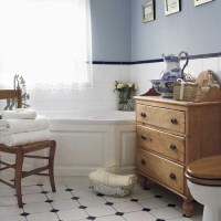 Country-style bathroom | housetohome.co.uk