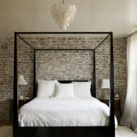 Brick walls bedroom | housetohome.co.uk