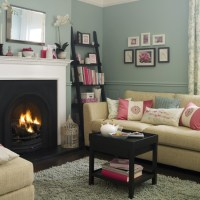 Oriental-style living room | housetohome.co.uk