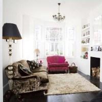 Modern glamour living room | housetohome.co.uk