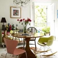 Eclectic dining room | Dining rooms | Decorating ideas ...