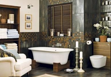 Spa Bathroom Decorating Ideas Pictures
