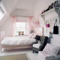 Country-chic girl's bedroom | Girls' bedrooms ...