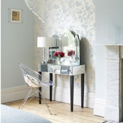Perspex Hanging Chair Christmas Covers Ebay Pastel Bedroom Dressing Table | Housetohome.co.uk