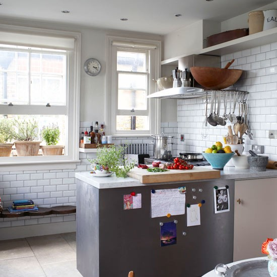 urban design house kitchen Urban-style kitchen | Kitchens | Design ideas | Image | housetohome.co.uk