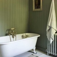 Go for wood panelling | Bathroom design ideas ...