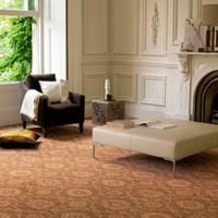 Go for large prints | Patterned carpets | Flooring ...