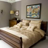 Gold bedroom | Modern designs | Gold bed linen ...