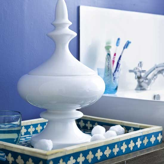 Simple bathroom storage | Bathroom finishing touches | Bathroom accessories | PHOTO GALLERY | Housetohome