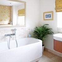 White and gold bathroom | Bathrooms | Design ideas | Image ...