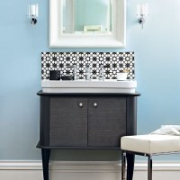 Create a focal point | Bathroom decorating ideas ...