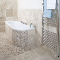 Tiled bath | Bathroom | Design ideas | Image | housetohome ...