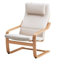 Pong bedroom chair from IKEA | Bedroom chairs | Seating ...