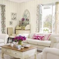 Vintage-style living room | Vintage furniture | Home ...