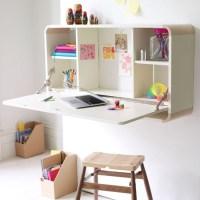 Fold-away children's desk | Teenage girls bedroom ideas ...