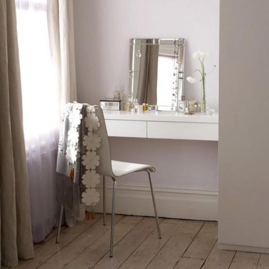 Bedroom dressing table  Bedroom designs  Tables  housetohomecouk
