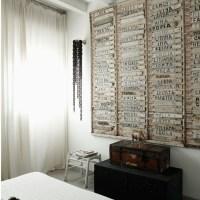 Bedroom display | Bedroom ideas | Statement walls ...