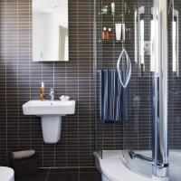 Black and white ensuite bathroom | Ensuite bathrooms ...