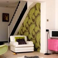 wallpaper designs for living room 2017