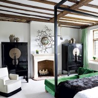 Chinese bedroom | Bedroom designs | Four-poster beds ...