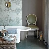 metallic wallpaper for bathroom 2017 - Grasscloth Wallpaper
