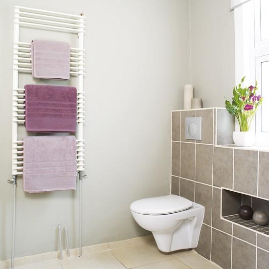 Soft Pink Bathroom Neutral Bathroom