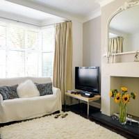 Living room | Step inside a 1930s semi | House tour ...
