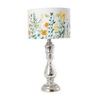 Butterfly shade table lamp from Berry Red | Table lamps ...