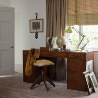 Gentleman's home office   Country home office ideas ...